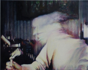 Dead Reckoning 6, oil on canvas, 20